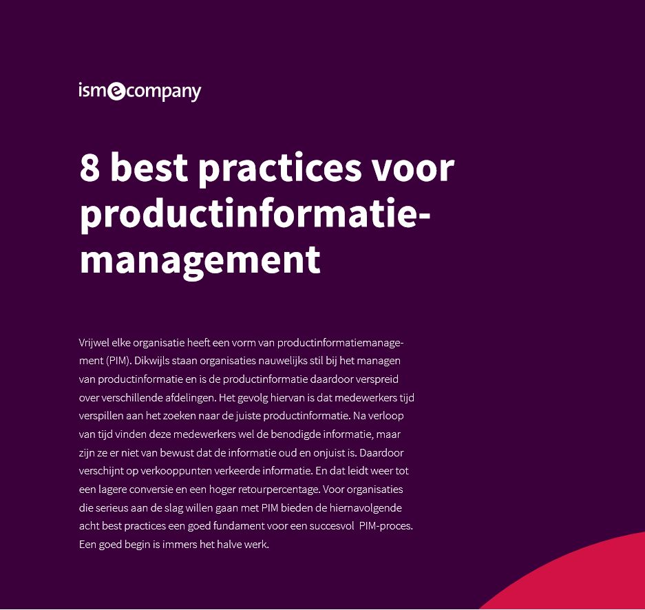 8 best practices PIM