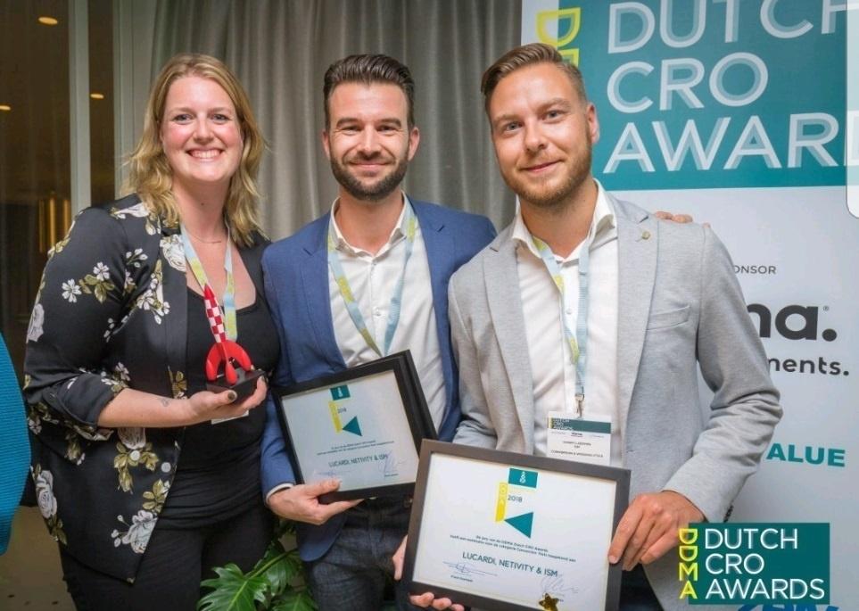 DDMA CRO awards 2