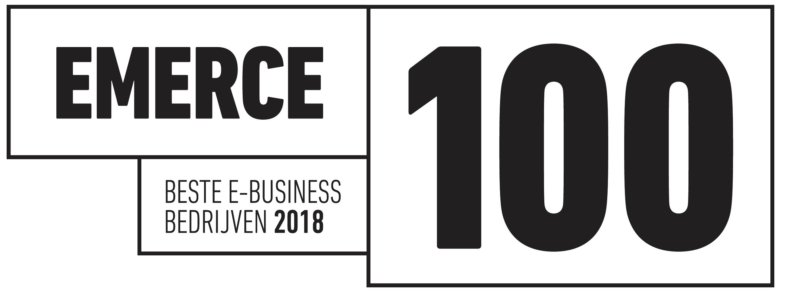 Emerce beste e-commercebureaus 2018