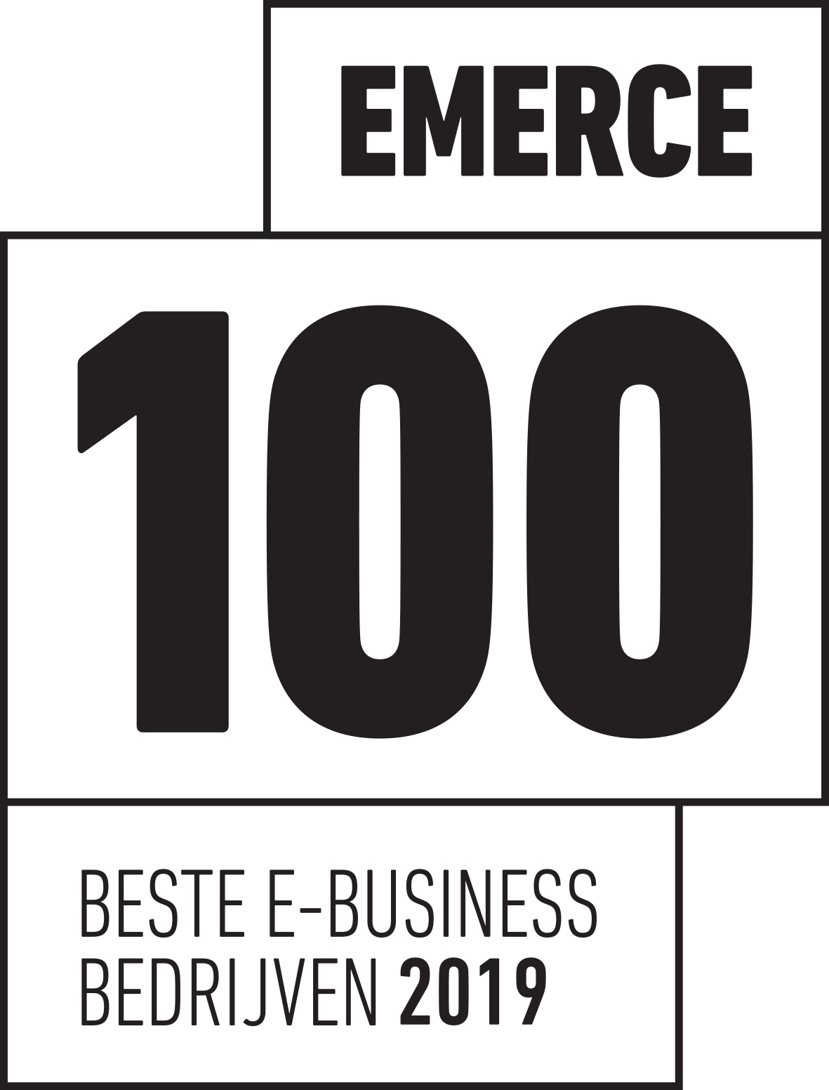 Emerce top 100 2019