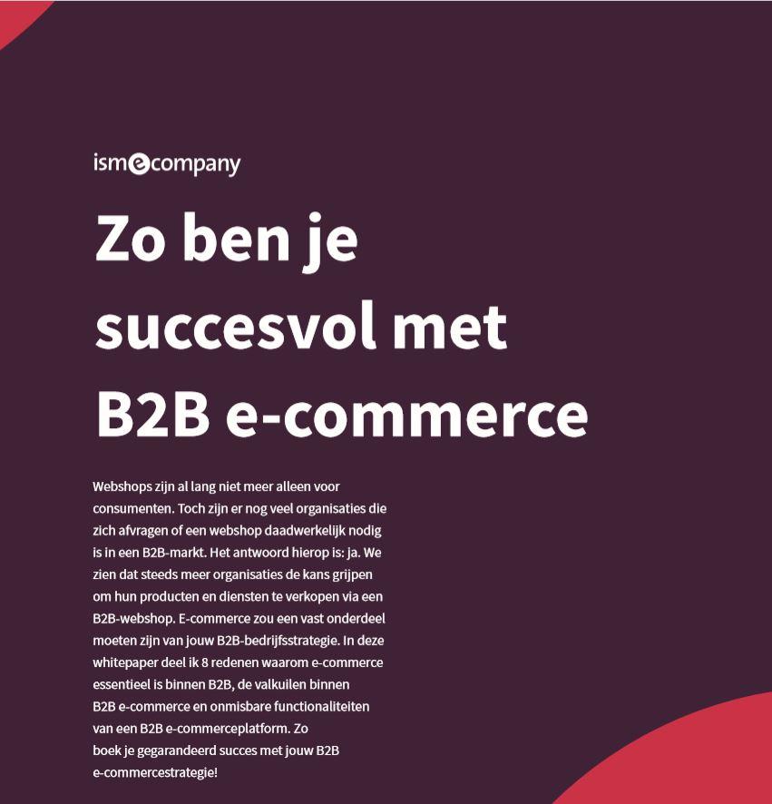 B2B e-commerce wp