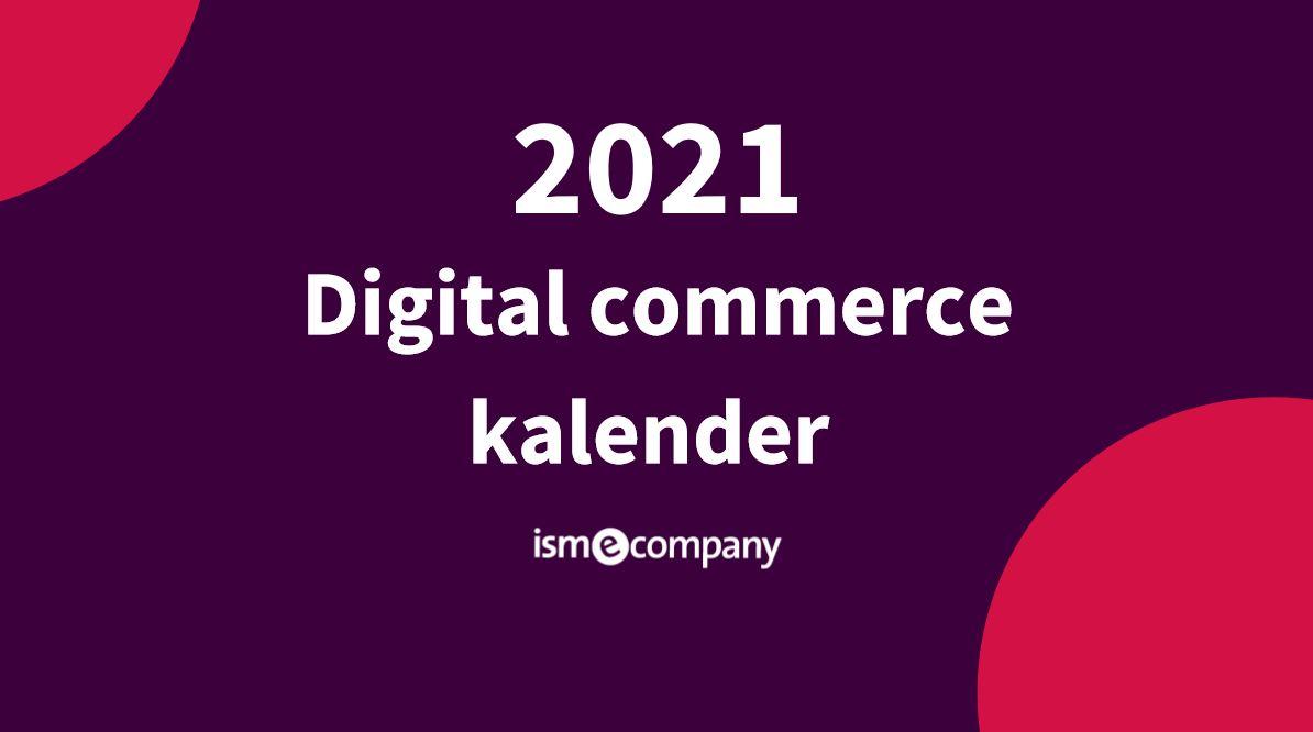 Digital Commerce kalender ISM eCompany-1