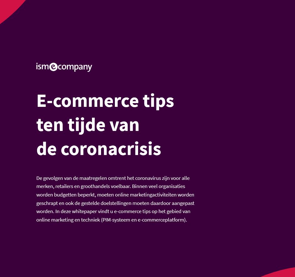E-commerce tips ten tijde van corona