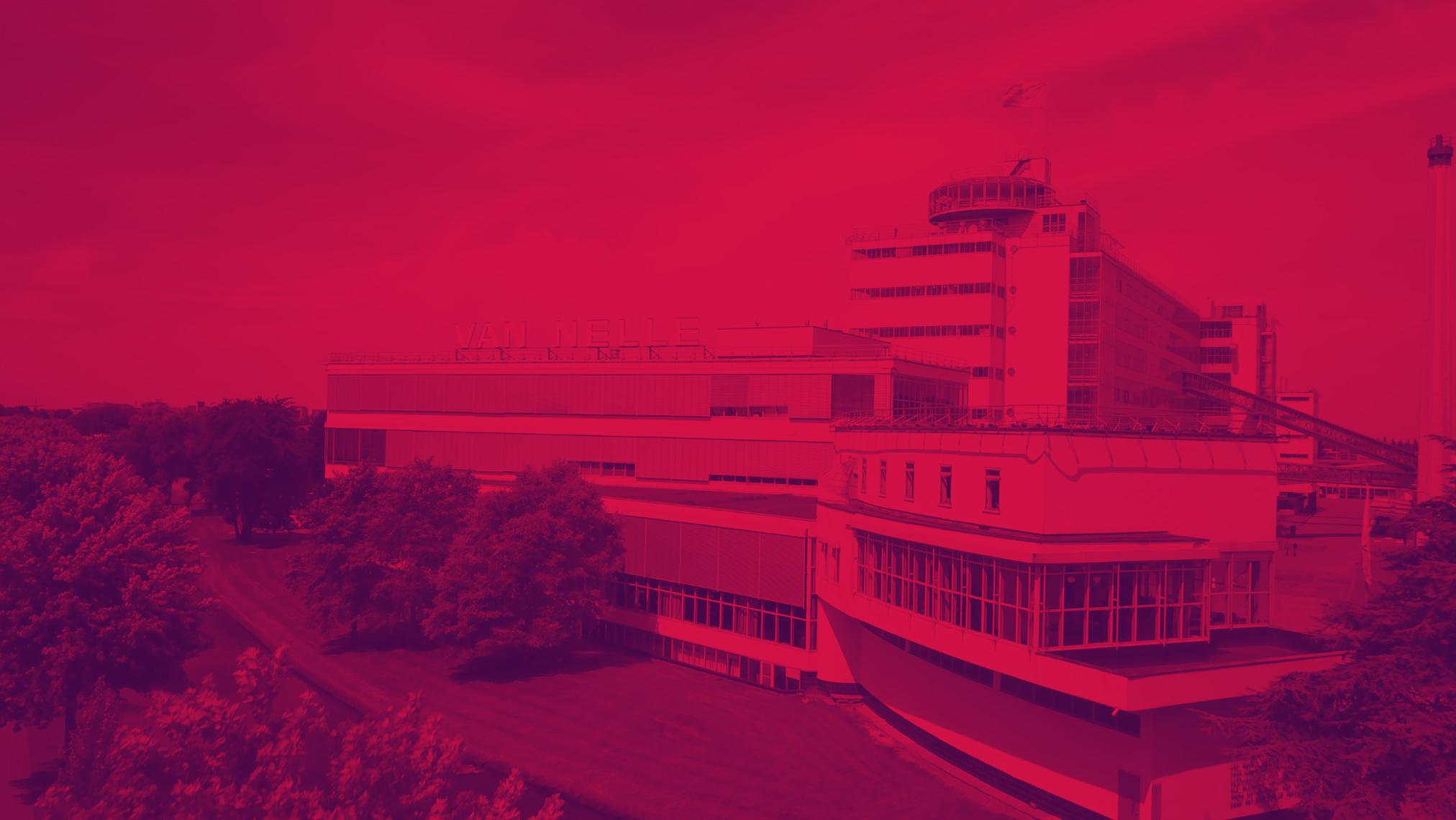 Van Nelle fabriek_rood