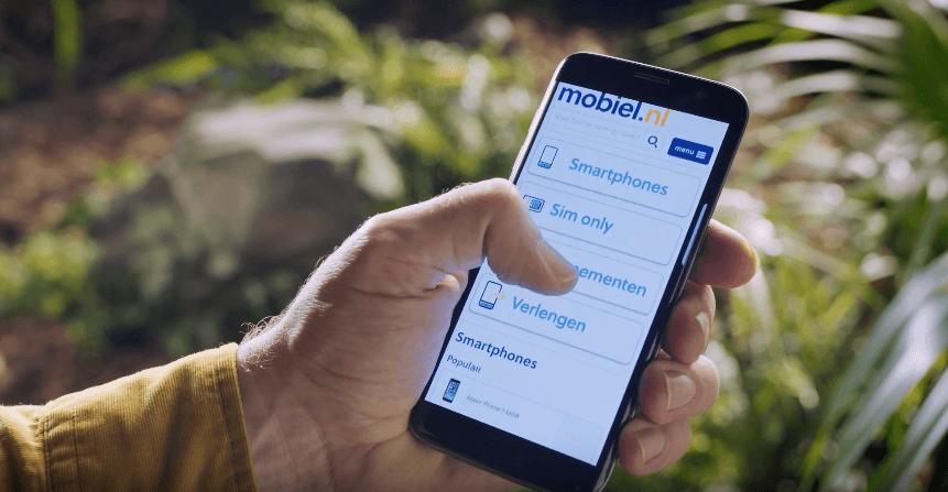 De merkstrategie van Mobiel.nl