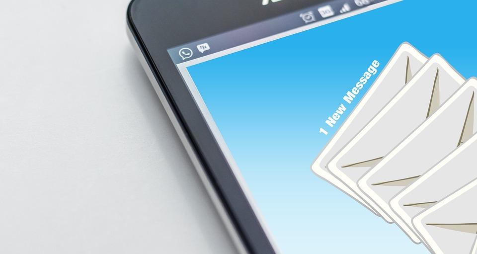 banner falen met e-mailmarketing
