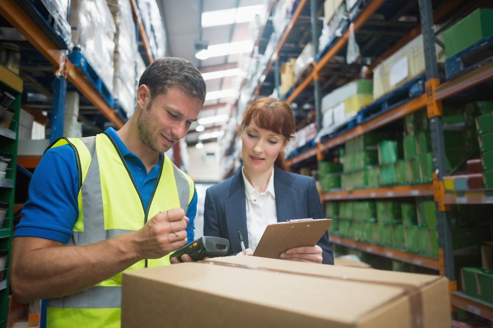 Logistieke profielscan voor gebruik marketplaces