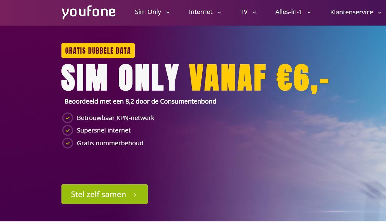 Hoe Youfone een smart klantomgeving bouwt